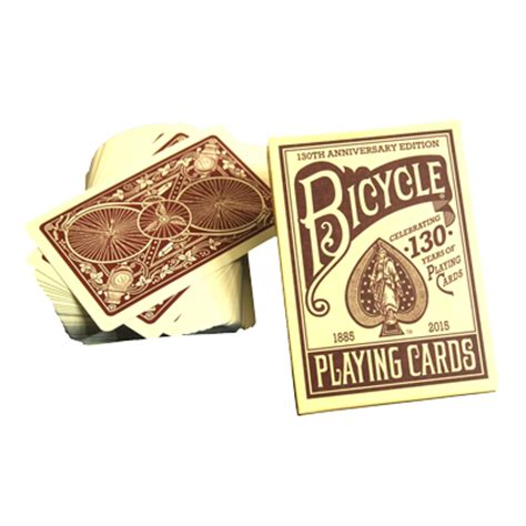 Kartu Remi Bicycle Giants kartu bicycle 130 year deck