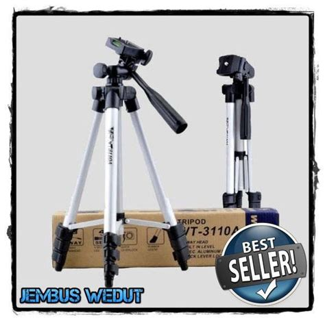 Tripod Weifeng Portable Tripod Stand 4 Section Aluminum Legs jual beli weifeng portable tripod stand 4 section