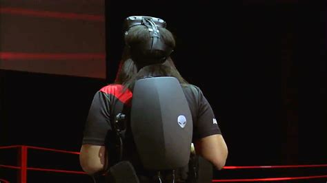 Vr Pc alienware is building a backpack pc for vr road to vr