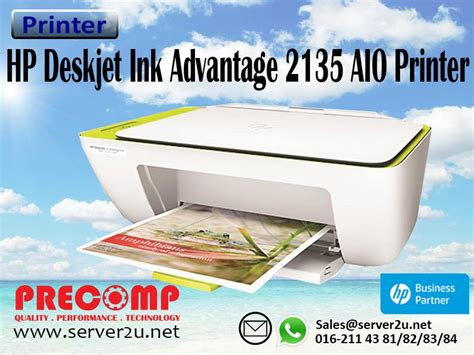 Printer Merk Hp 2135 hp deskjet ink advantage 2135 aio pri end 6 3 2016 4 26 pm