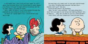 peanuts decke lose the blanket linus book by charles m schulz tina