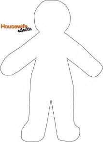 Large Paper Doll Template by Free Paper Doll Template Costumes