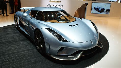 Koenigsegg Presents Agera Rs Regera At Geneva Show