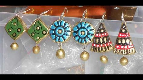 terracotta jewelry kit terracotta jewellery materials tools required