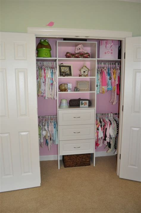 Baby Wardrobe Designs by Baby S Closet Plans The Lil House That Could