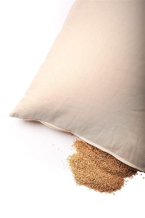 cuscino miglio cuscino con miglio bio 40x60cm cura corpo donna