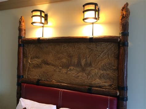 disney headboard room photos from our recent stay at disney s wilderness
