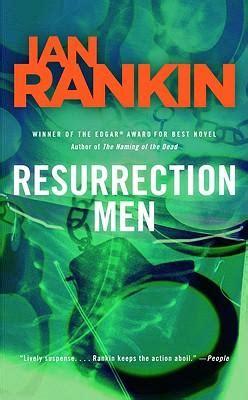 libro resurrection men a rebus resurrection men ian rankin 9780316608497