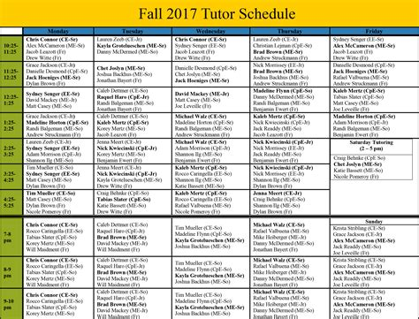 tutor scheduling business software tutorpanel tutor walk in schedule college of engineering