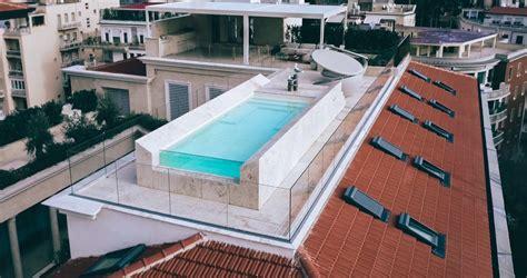 piscine su terrazzi piscine castiglione per terrazzi centroitalia it