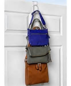 the door purse hanger in purse organizers