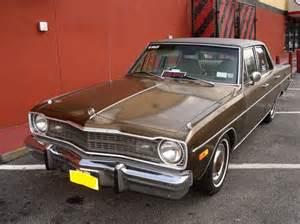 buy used 1974 dodge dart special edition sedan 4 door 3 7l