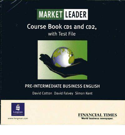 Market Leader Intermediate Coursebook And Class Cd Pack Market Leade market leader pre intermediate class cd 2 business