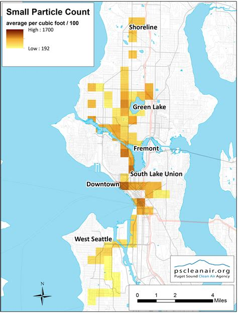 seattle air quality map clean air agency expands picture of seattle air quality