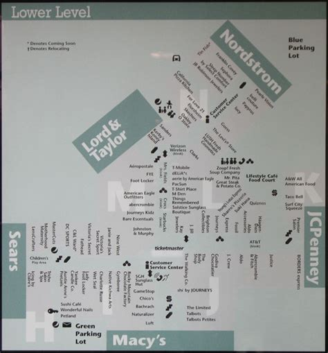 layout of 12 oaks mall when i wish upon a star upcoming plans
