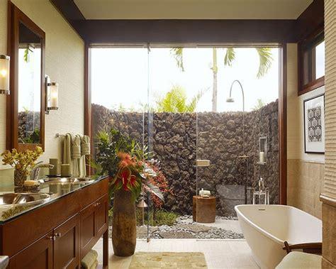tropical decorating ideas dream house experience banheiros lavabos com jardins de inverno e verticais