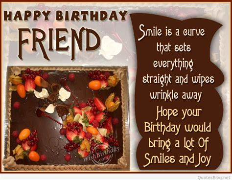 Happy Birthday Ecards Friend by Birthday Wishes And Cards For Friends