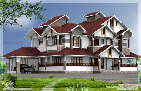 pictures of 6 bedroom houses stunning 6 bedroom luxury house design kerala home design and floor plans 6 bedrooms