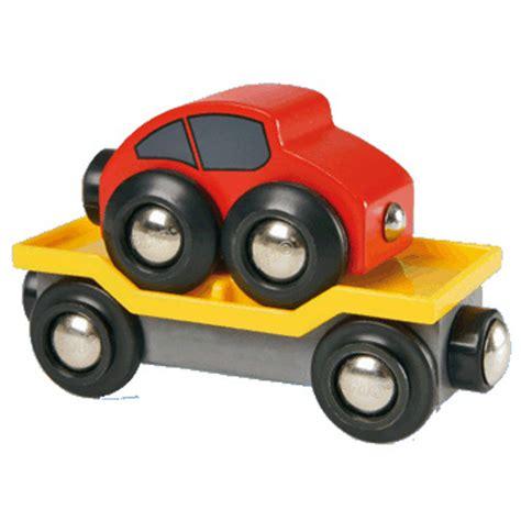brio car transporter brio car transporter in blue ebay