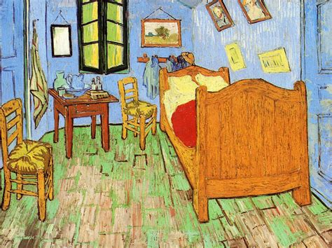 vincent van gogh s quot bedroom in arles quot youtube the art institute of chicago chicago illinois united