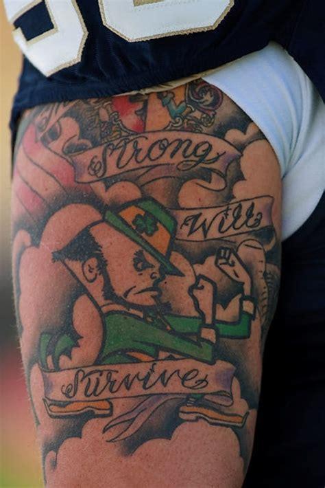 24 scary leprechaun tattoos that ll freak you out