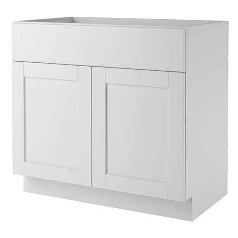 24 Vanity Cabinet by Ameriwood Shaker 24 Quot Bath Vanity Cabinet In White