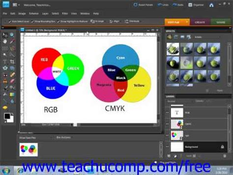 tutorial adobe photoshop elements 5 0 photoshop elements 9 0 tutorial color mode conversion
