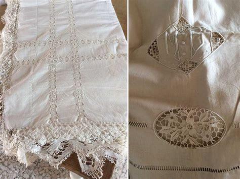tende della nonna lenzuola della nonna la casa in ordine
