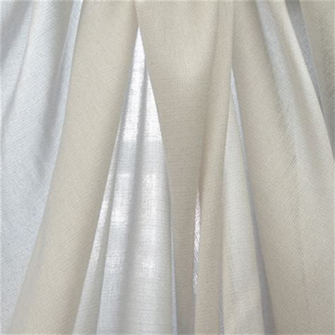 sheer curtain material verona white linen laundered sheer drapery fabric sw27737 fashion fabrics