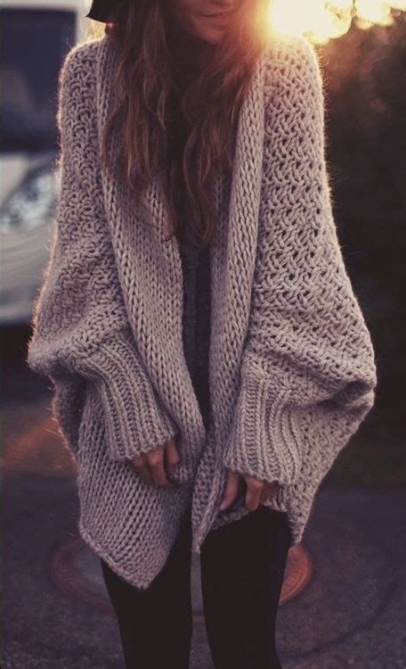 25 best ideas about oversized sweaters on