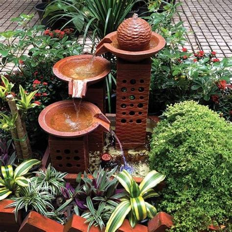 fontanelle giardino fontanelle per giardino arredo giardino arredare il