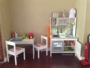 Dollhouse Kitchen Furniture ikea duktig play kitchen hack our cone zone