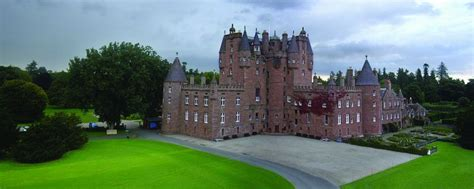 glamis castle  aboutbritaincom