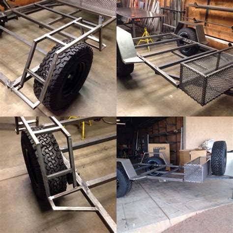 diy pedal boat trailer 1000 ideas about utility trailer on pinterest trailers