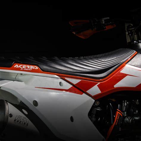 acerbis x seat ktm 2016 2016 acerbis racing x seat ktm blue dirtbikexpress