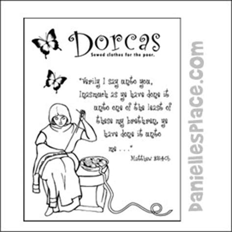 coloring pages for children s ministry dorcas sunday school lesson craft and activity ideas