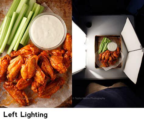 food photography lighting setup one light food photography fstoppers