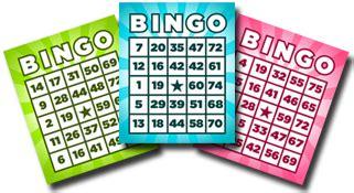 Bingo Card Template Png by Bingo Express