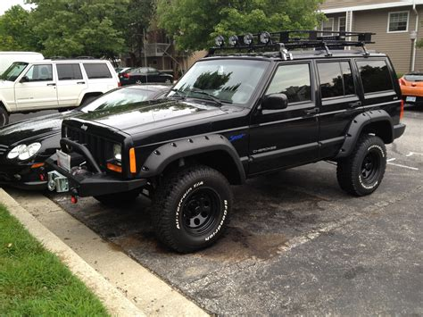 jeep cherokee baja the xj cherokee project my new toy an xj cherokee off