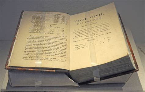 the code napoleon or the civil code literally translated from the original and official edition published at in 1804 classic reprint books civil code