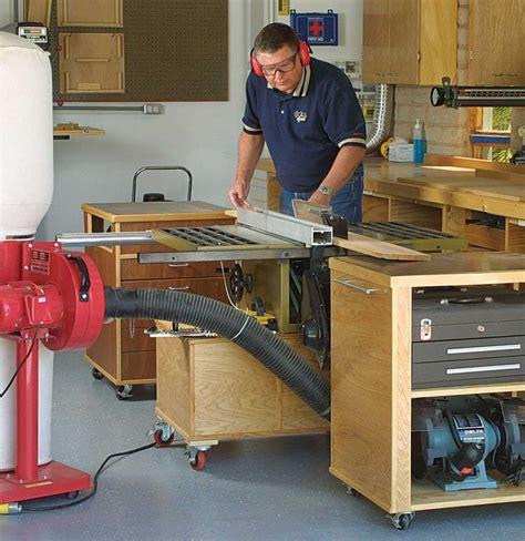 Garage Workshop Plans Designs awesome modular workshop carts workshop pinterest