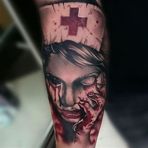nurse tattoo designs 100 tattoos amazing ideas