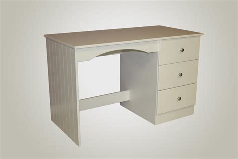 Tongue And Groove Drawers by 3 Drawer Tongue And Groove Desk Various Colours Cove