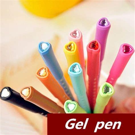 4 Pcs Lovely Cat Gel Pen 0 5mm 12 pcs lot rainbow gel pen kawaii stationery hookah pen
