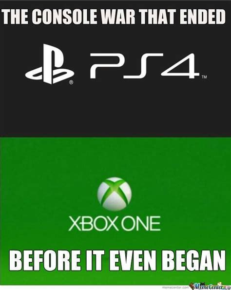 Xbox One Meme - 17 best images about tech wars on pinterest xbox one