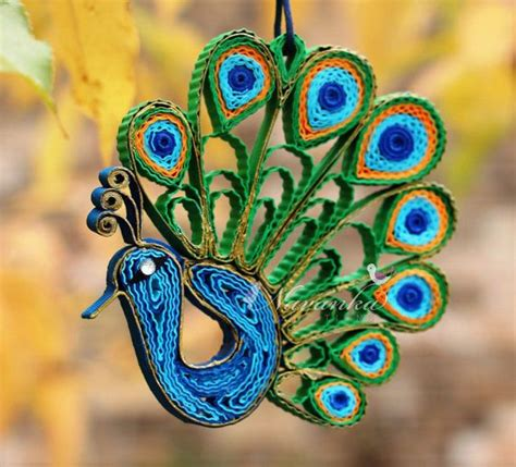 paper quilling peacock tutorial 78 best images about make it quilling on pinterest
