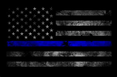 blue lne activists broward cop union s quot thin blue line quot and quot all