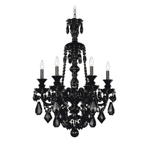 Modern Black Chandeliers 12 Inspirations Of Contemporary Black Chandelier