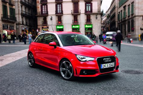 Audi A1 S Line by Audi A1 S Line Pictures Released