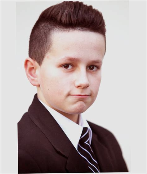 haircuts for boys 13 year olds 13 year old boy hairstyles and haircuts ellecrafts